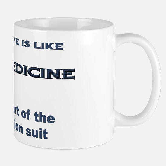 Love Litigation Mug