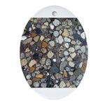 Rocks Ornament (Oval)
