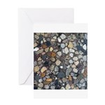 Rocks Greeting Cards
