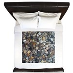 Rocks King Duvet