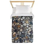 Rocks Twin Duvet