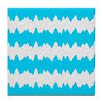 Teal Tile Coaster