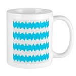 Teal Mugs