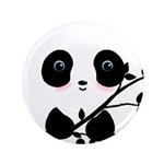 Black and White Panda Bear 3.5