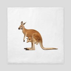 kangaroo Queen Duvet
