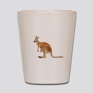 kangaroo Shot Glass