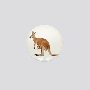 kangaroo Mini Button