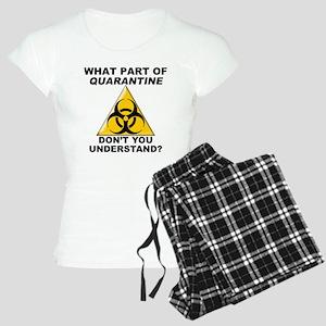 Quarantine Women's Light Pajamas