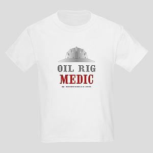 Oil Rig Medic Kids Light T-Shirt