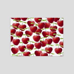 Cherry Pie 5'x7'Area Rug
