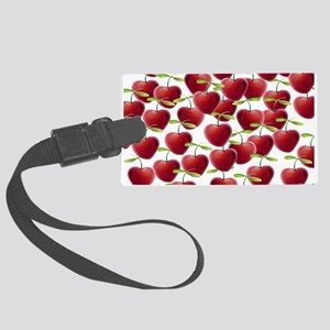 Cherry Pie Large Luggage Tag
