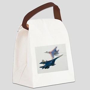 sukhoiattm_52 Canvas Lunch Bag