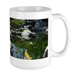 Koi Pond Large Mug