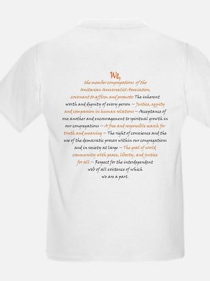 UUCA Abstract Chalice T-Shirt