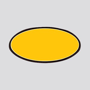 Gold Yellow Solid Color Patches