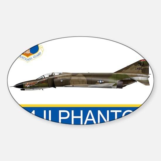 F-4 Phantom II Rectangle Decal