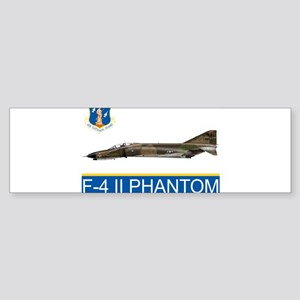 f4grey copy Bumper Sticker