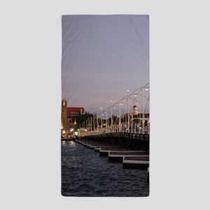 Queen Emma Bridge Beach Towel
