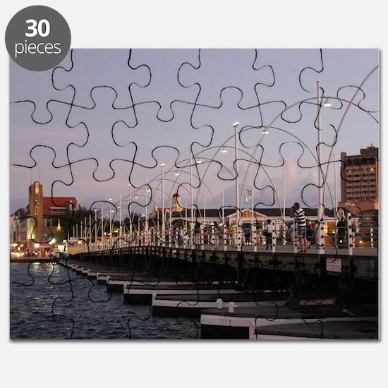 Queen Emma Bridge Puzzle