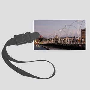 Queen Emma Bridge Large Luggage Tag