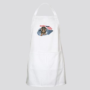 Keep Your Wiener Dog BBQ Apron