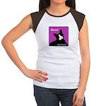 Spay and Neuter Cats Women's Cap Sleeve T-Shirt