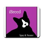 Spay and Neuter Cats Mousepad