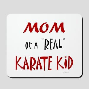 Karate Mom 2 (Cinnamon) Mousepad