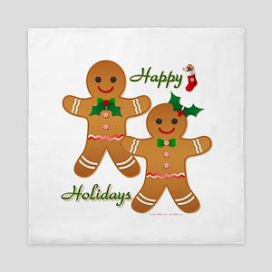 Gingerbread Man - Boy Girl Queen Duvet