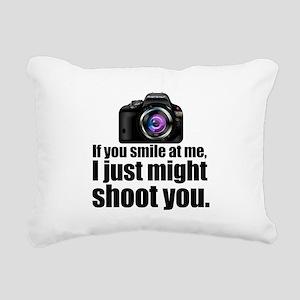 PHOTOs Rectangular Canvas Pillow