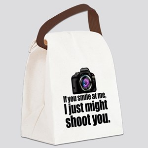 PHOTOs Canvas Lunch Bag