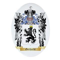Gerhardt Ornament (Oval)