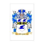 Gergus Mini Poster Print