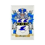 Gergler Rectangle Magnet (100 pack)