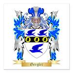 Gergler Square Car Magnet 3