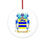 Gergg Ornament (Round)