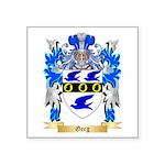 Gerg Square Sticker 3