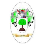 Gerety Sticker (Oval 10 pk)