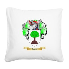 Gerety Square Canvas Pillow