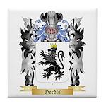 Gerdts Tile Coaster