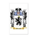 Gerault 20x12 Wall Decal