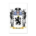 Gerault 35x21 Wall Decal