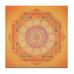 Sun Yantra Tile