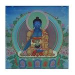 Medicine Budha Tile