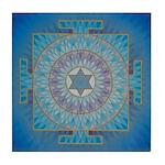 Moon Yantra Tile