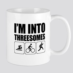 threesome Mugs