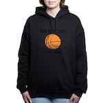Custom Basketball Women's Hooded Sweatshirt