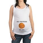 Custom Basketball Maternity Tank Top