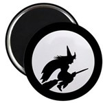 Witch Magnet (10 pack)
