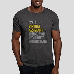 Virtual Assistant Thing Dark T-Shirt